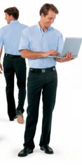 Chemise homme manches courtes personnalisable - Devis sur Techni-Contact.com - 1