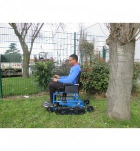 Chenillette Tout Terrain pour handicapé - Devis sur Techni-Contact.com - 2