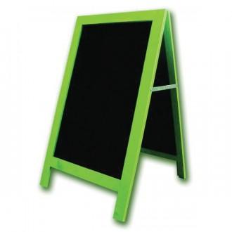 Chevalet ardoise 2 faces en PVC - Devis sur Techni-Contact.com - 4