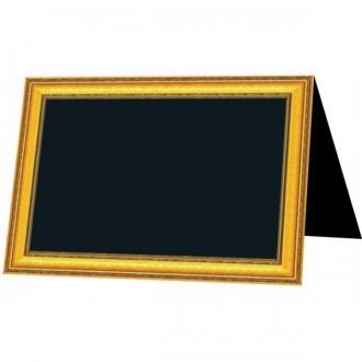 Chevalet ardoise de table pour tous commerces - Devis sur Techni-Contact.com - 1