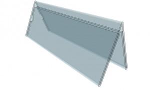 Chevalet de bureau en plexiglas - Devis sur Techni-Contact.com - 4