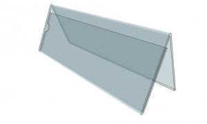 Chevalet de bureau en plexiglas - Devis sur Techni-Contact.com - 5