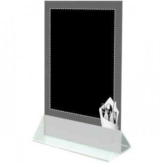 Chevalet de table à socle blanc - Devis sur Techni-Contact.com - 4
