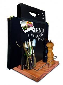 Chevalet de table avec poignée - Devis sur Techni-Contact.com - 4