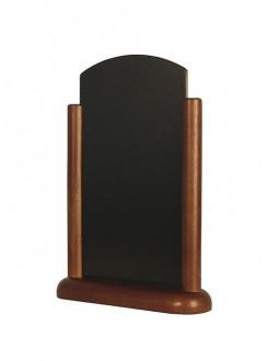 Chevalet de table en bois marron - Devis sur Techni-Contact.com - 2