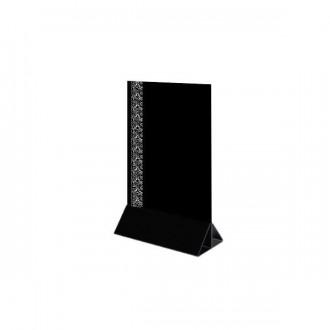 Chevalet de table noir - Devis sur Techni-Contact.com - 1