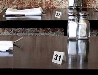 Chevalet de table numérotés - Devis sur Techni-Contact.com - 6