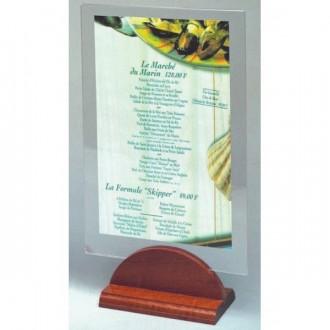 Chevalet de table plexiglas - Devis sur Techni-Contact.com - 2