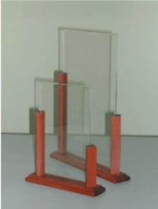 Chevalet de table plexiglas - Devis sur Techni-Contact.com - 3