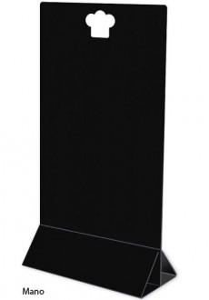 Chevalet de table PVC noir - Devis sur Techni-Contact.com - 3