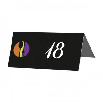 Chevalet de table restaurants - Devis sur Techni-Contact.com - 5