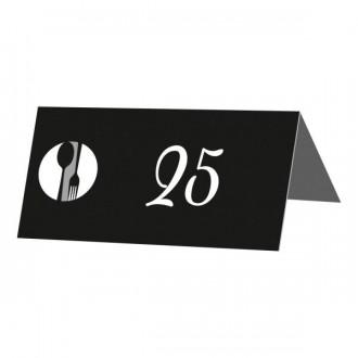 Chevalet de table restaurants - Devis sur Techni-Contact.com - 6
