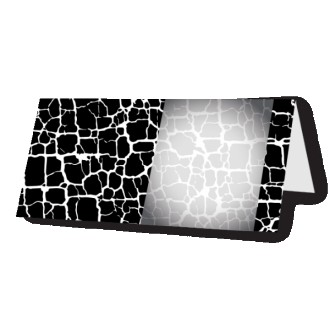 Chevalet de table sur PVC Cristal - Devis sur Techni-Contact.com - 5