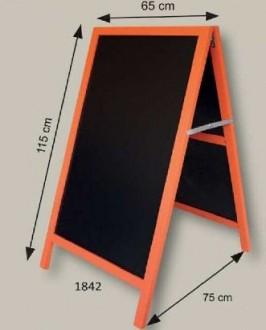 Chevalet de trottoir double face - Devis sur Techni-Contact.com - 4