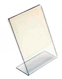 Chevalet porte-étiquettes vertical - Devis sur Techni-Contact.com - 1
