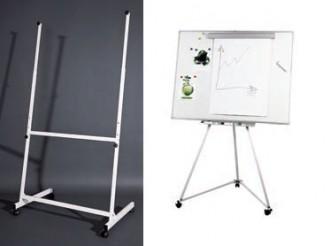 Chevalet tableau blanc magnétique - Devis sur Techni-Contact.com - 1