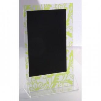 Chevalets de table PVC cristal - Devis sur Techni-Contact.com - 2