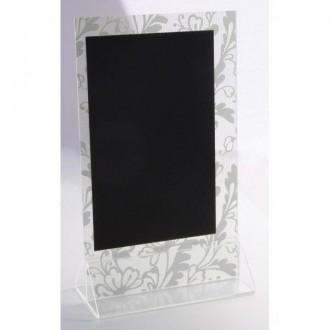 Chevalets de table PVC cristal - Devis sur Techni-Contact.com - 3