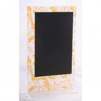 Chevalets de table PVC cristal - Devis sur Techni-Contact.com - 4