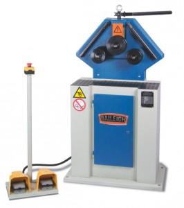 Cintreuse à galets motorisée pour tubes acier doux - Devis sur Techni-Contact.com - 1
