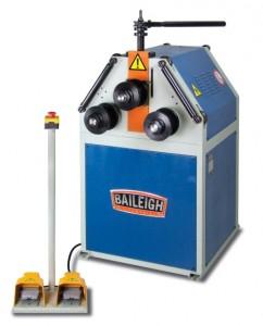 Cintreuse à galets pour tube rond diamètre 1200 mm - Devis sur Techni-Contact.com - 1