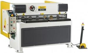 Cisaille guillotine à moteur 400 V - Devis sur Techni-Contact.com - 1