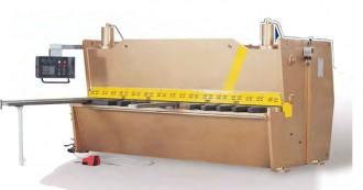 Cisaille guillotine hydraulique à angle de coupe variable - Devis sur Techni-Contact.com - 1