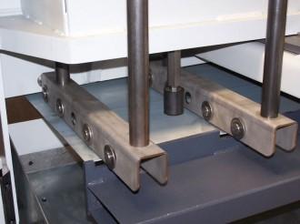Cisaille guillotine mécanique intense - Devis sur Techni-Contact.com - 3