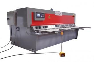 Cisaille hydraulique pour tôle métallique - Devis sur Techni-Contact.com - 1