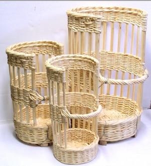 Claie pain ronde en osier - Devis sur Techni-Contact.com - 1