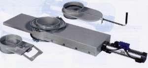 Clapet de fermeture à commande électropneumatique - Devis sur Techni-Contact.com - 1