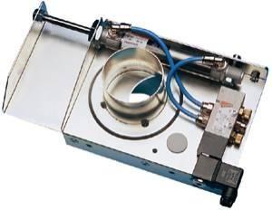 Clapet de fermeture à commande électropneumatique - Devis sur Techni-Contact.com - 2