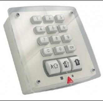 Clavier lecteur de badge - Devis sur Techni-Contact.com - 1