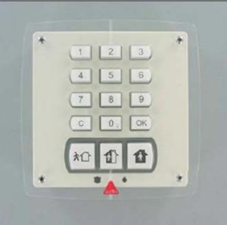 Clavier lecteur de badge - Devis sur Techni-Contact.com - 2