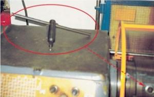 Clé de sécurité pour réglage mandrin   - Devis sur Techni-Contact.com - 1