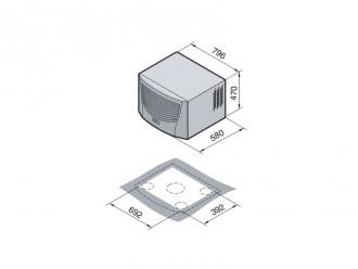 Climatiseur armoire - Devis sur Techni-Contact.com - 2