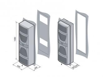 Climatiseur armoire electrique - Devis sur Techni-Contact.com - 2