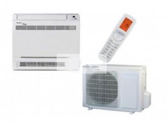 Climatiseur console pompe à chaleur réversible - Devis sur Techni-Contact.com - 2