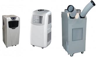 Climatiseur sur roulettes - Devis sur Techni-Contact.com - 1