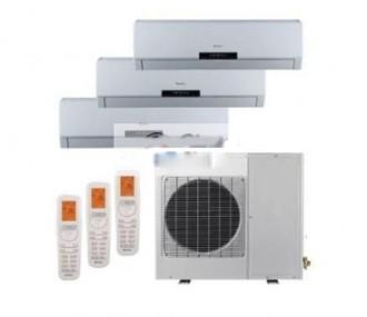 Climatiseur tri split - Devis sur Techni-Contact.com - 1