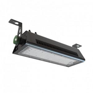 Cloche Linéaire LED 100W IP65 150lm/W - Devis sur Techni-Contact.com - 1