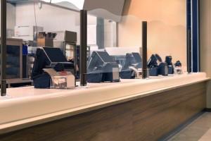 Cloison de protection comptoir restaurant - Devis sur Techni-Contact.com - 3