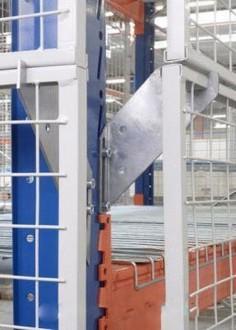 Cloison grillagée industrielle protection machine - Devis sur Techni-Contact.com - 4