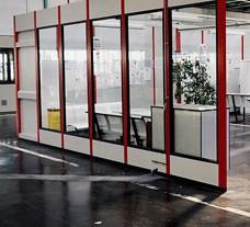 Cloison mobile atelier - Devis sur Techni-Contact.com - 1