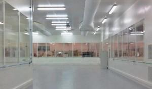 Cloison pour salles blanches - Devis sur Techni-Contact.com - 1