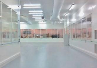 Cloison salle blanche sur mesure - Devis sur Techni-Contact.com - 1