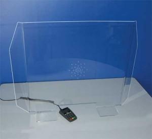 Cloison plexi anti-contamination - Devis sur Techni-Contact.com - 1