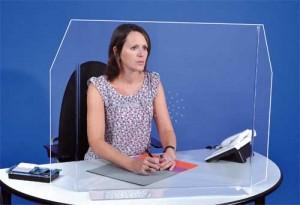 Cloison plexi anti-contamination - Devis sur Techni-Contact.com - 4