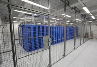 Cloisons grillagées pour data center - Devis sur Techni-Contact.com - 1