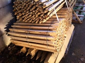 Clôture en bois châtaigner - Devis sur Techni-Contact.com - 3